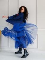 Skirt Tutti Navi blue